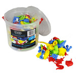887: Play Dough Creatures' Pieces