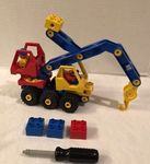899: Truck and Crane Lego Toolo Set