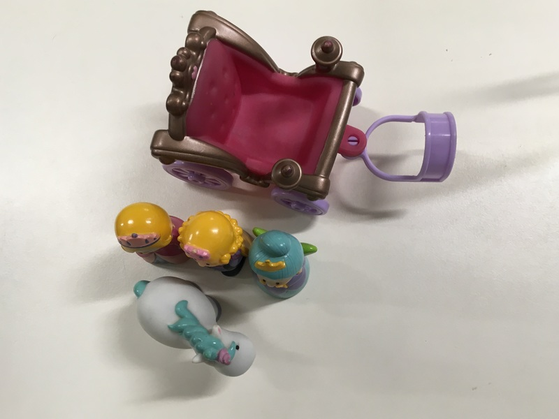 940: Princess with Unicorn Ride On