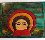 480: Handmade Aboriginal Puzzle