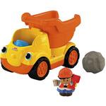 978: Little People Dump Truck
