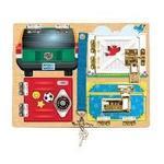 1009: Lock and Latch Board