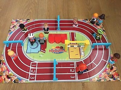 927: Happyland Olympic Race Track