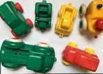 1036: A Set of Vehicles