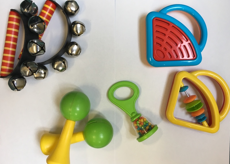 1038: My First Maracas Set