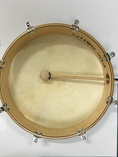 1043: Leather Drum