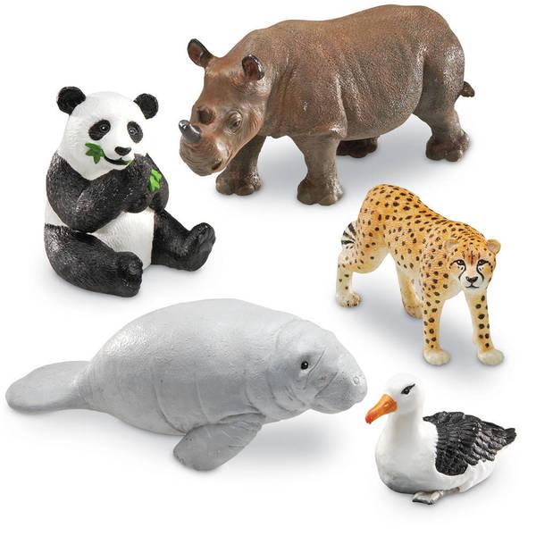 1052: Jumbo Endangered Animals