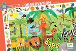 1234:  Jungle Puzzle Observation