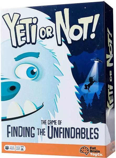 1418: Yeti or Not