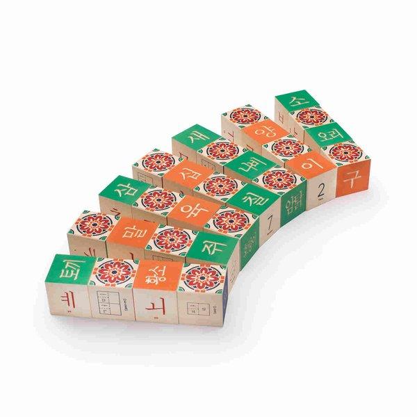 1453: Korean Blocks