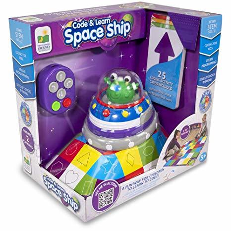 1473: Code and Learn Space Ship