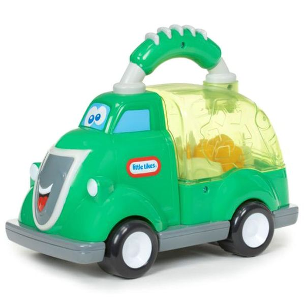 1699: Pop Haulers Recycle Truck