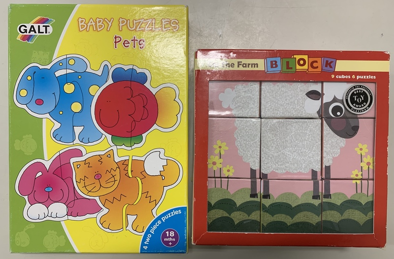 1722: Two Baby Puzzles