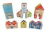 1041: Emergency Buildings Set