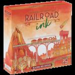 1984: Railroad Ink - Blazing Red
