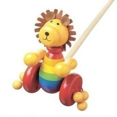 2064: Lion Push Pal