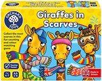 2124: Giraffes in Scarves