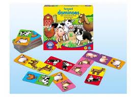 9118: Farmyard Dominoes