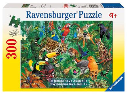 1298: Wild Jungle Puzzle