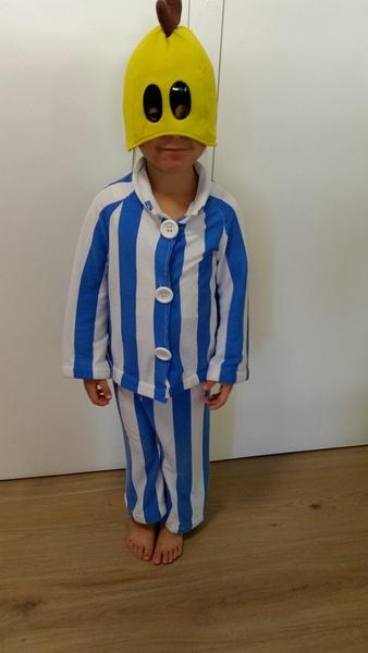 1847: Banana In Pyjamas Costume