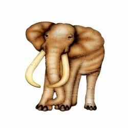 2232: Elephant Floor Puzzle