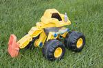 2277: Construction Crusher Bulldozer