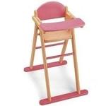 2570: Dolls highchair
