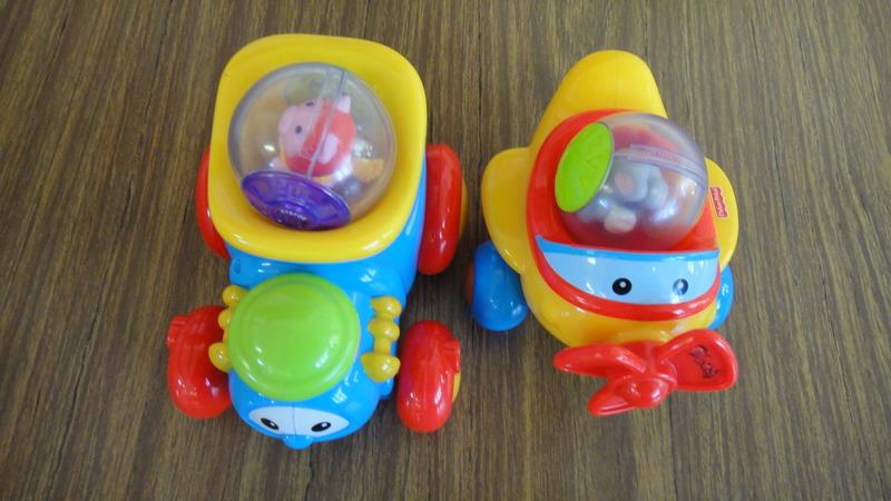 4096: Action Airplane & Choo Choo