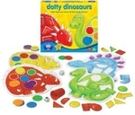 4398: Dotty Dinosaurs