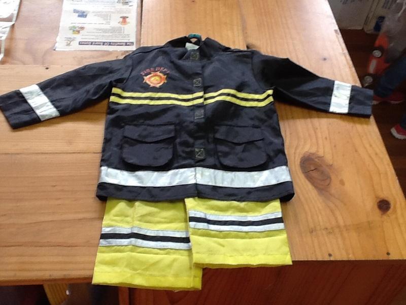 220: Firefighter
