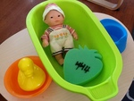 444: Doll Wash Set 1