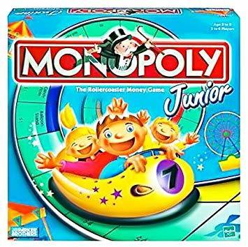 1817: Junior Monopoly