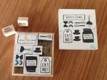 1533: Stamp Box