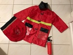 1465: Fire Officer Costume
