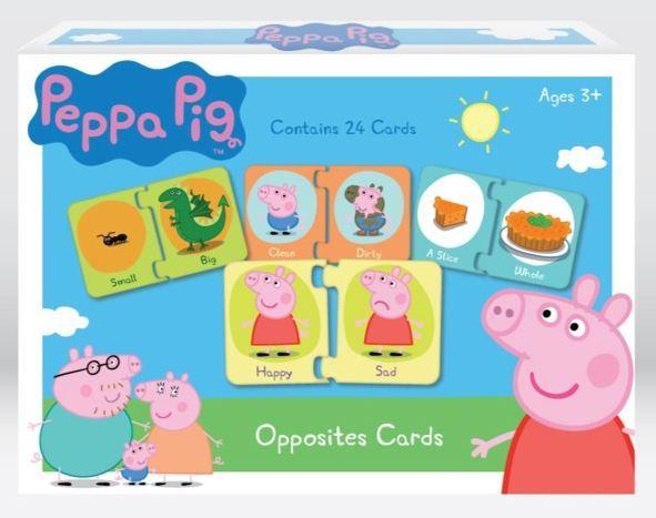1953: Peppa Pig Opposites Cards