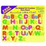 4118: Alphabet Felt Board