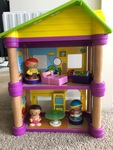 1708: Play Town Family House