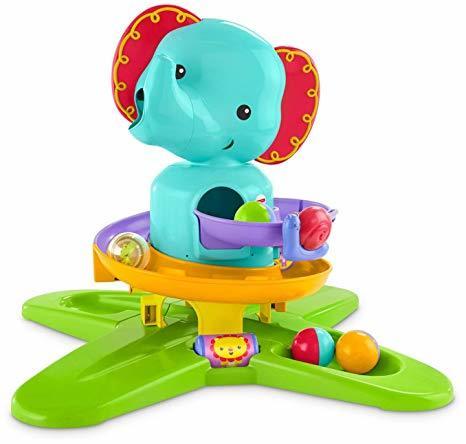 4156: Silly Safrai Swirlin' Surprise Elephant
