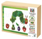 1660: Very hungry caterpillar 4 in 1 puzzles