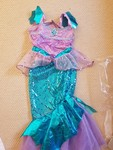1456: Mermaid costume