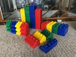 1401: Giant Duplo Blocks