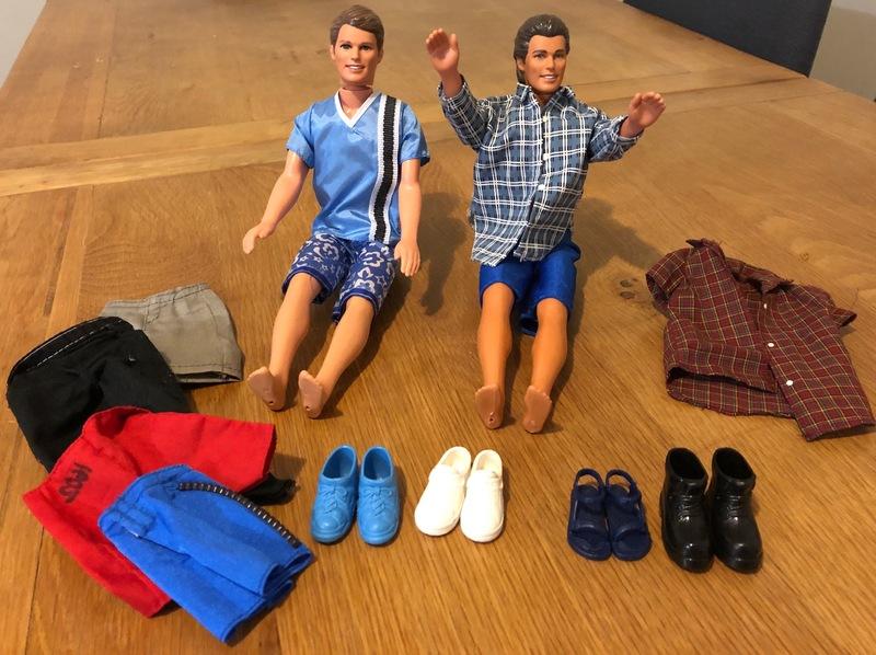 1602: Ken Dolls