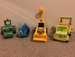 1607: Bob Builder Vehicles