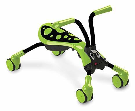 4120: Scramble Bug Ride On Green