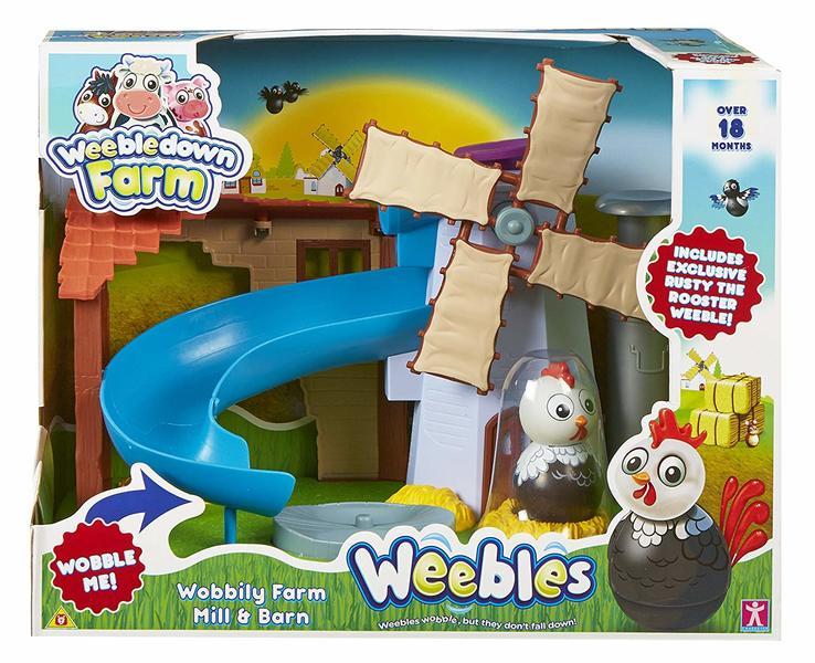 4176: Wobbily farm