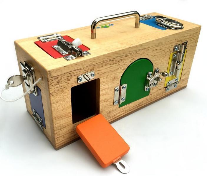 4182: Lock Activity Box