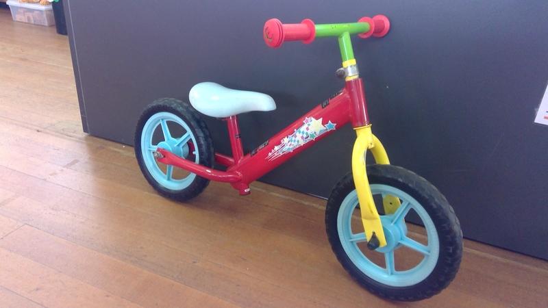 1296: Balance Bike