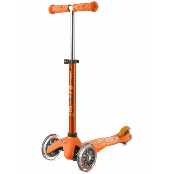 1277: Mini Micro Scooter Orange
