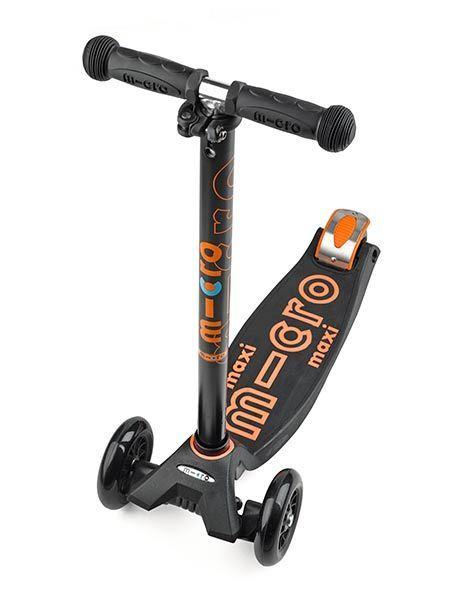 1276: Maxi Micro Scooter Black