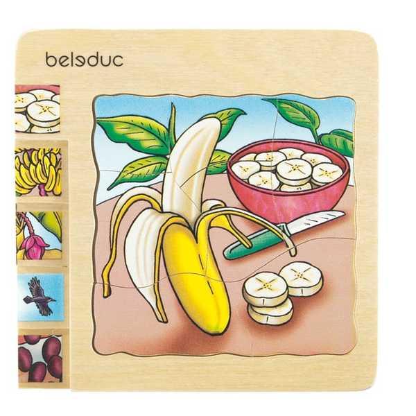 1100: Banana Layer Puzzle